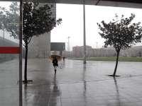 La Región de Murcia se encuentra en alerta amarilla por la posibilidad de tormentas