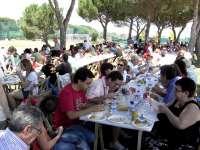 Dos centenares de personas participan en la XV Marcha-Fiesta de Proyecto Hombre en Valladolid