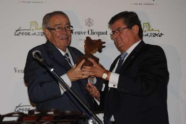 El Colegio de Economistas celebra sus 30 años con un homenaje a Clemente García