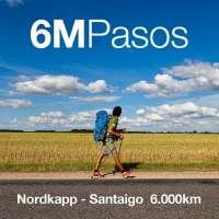 Santiago acoge desde este miércoles la exposición 6MPasos, que recorre el Camino desde Nordkapp (Noruega)