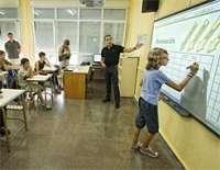 El plan de mejora de redes de calidad de los colegios navarros, seleccionado como referente de buenas prácticas