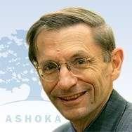 Bill Drayton dice que el galardón ayudará a Ashoka y a impulsar una nueva fuerza