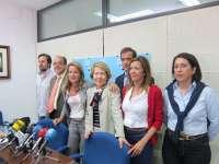 Nevado (PP) da a conocer el nuevo Gobierno de Cáceres que tendrá como portavoz a Valentín Pacheco