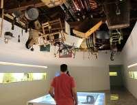El Museu d'Etnologia recrea el secano y la montaña en una nueva sala original e ingrávida