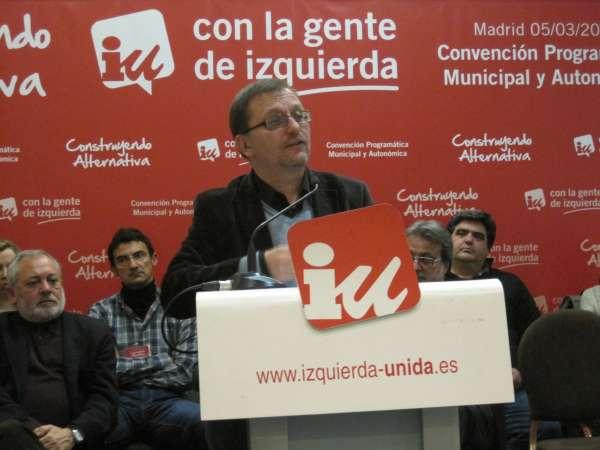 IU pide al PSOE