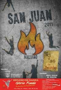 Las fiestas de San Juan 2011 recuperan los conciertos de pop-rock y contarán con más casetas en la Feria de Día