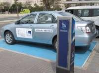 El Hospital de Cruces (Bizkaia) dispondrá de una flota de vehículos eléctricos y de puntos de recarga