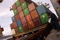 El tráfico de mercancías en contenedores crece un 88,7% en el puerto de Santander el primer trimestre