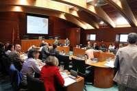 Sentido de responsabilidad y transparencia parlamentaria, en las Jornadas 'Democracia, ética y servicio público'