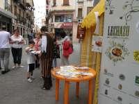 La IGP Lechazo de Castilla y León ofrecerá degustaciones en la calle los fines de semana en Aranda (Burgos)