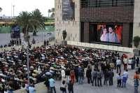 Las Palmas de Gran Canaria retransmite este lunes en pantalla gigante la ópera Tosca