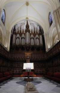 El Cabildo de la Catedral organiza este jueves un Concierto Solidario de Órgano para ayudar a Lorca