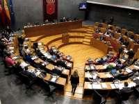 El Parlamento de Navarra se constituye este miércoles con la presencia de seis partidos