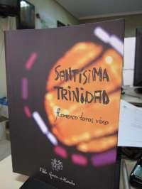 La Sociedad Bilbaína acoge este jueves la presentación del libro 'Santísima Trinidad' escrito por Pablo García-Mancha