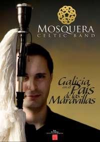 El IV Festival Sigüenza Folk incluye este sábado la actuación de la Mosquera Celtic Band en la localidad guadalajareña