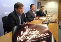 Haro, Logroño y Calahorra acogen la I Feria de Artesanía Agroalimentaria de La Rioja con talleres, degustaciones y catas