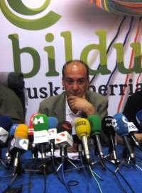 Bildu dice, ante las mociones del PP, que no entra