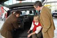 (AMPL) Las ventas de coches caen un 50,79% en CyL en la primera mitad de junio, con 747 matriculaciones