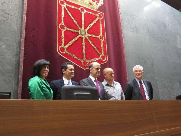 Alberto Catalán apuesta por la generación de empleo y por una Navarra sin el terrorismo de ETA