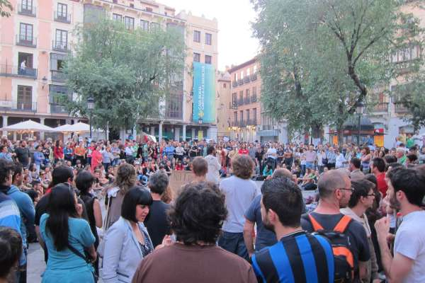 IU C-LM se sumará a las manifestaciones convocadas por los 'indignados' para el próximo 19 de junio