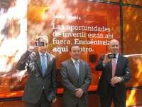Una empresa de Cáceres crea un sistema para operar en bolsa a través del móvil que identifica al cliente por el iris del