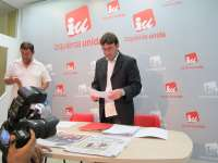 IU está convencida de que las elecciones generales serán en otoño y considera que sus expectativas son