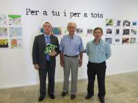 Sa Nostra entrega 7.218 euros a la Fundación Nazaret, un euro por cada alumno que ha participado en un concurso social