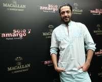 Rafael Amargo presenta en el Matadero de Madrid su primer espectáculo en solitario, 'Solo y amargo'