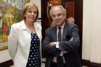 El ourensano Julio Lage, nuevo presidente de los empresarios gallegos en Madrid