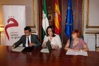 El Consorcio y la RTVA firman un acuerdo de colaboración para