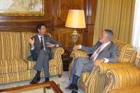 El GPP propone a Juan Bernal como presidente de la Comisión de Economía y a Guillamón de la de Política Territorial