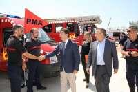 Más de 3.000 personas participan en el dispositivo de seguridad y emergencias dispuesto por la Generalitat