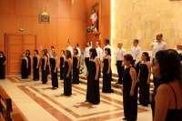El Coro Amadeus de Puebla de la Calzada (Badajoz) ofrecerá un concierto este viernes en Sevilla