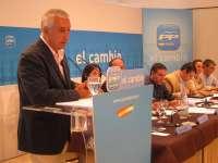Arenas afirma que tras el debate para cambiar la ley electoral se busca