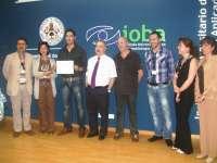 Un técnico del IOBA recibe un premio internacional por su investigación sobre el síndrome del ojo seco