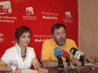 Herguedas (IU-Verdes) sospecha el intento de la Alcaldía de Murcia de controlar las cuestiones urbanísticas