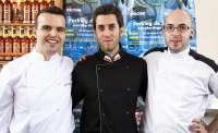 El Festival de las Naciones de Vitoria contará con un taller impartido por tres cocineros alaveses