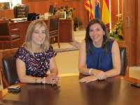Las alcaldesas de Alicante y Elche apuestan por trabajar