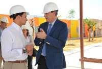 Junta invierte 3,67 millones en el nuevo colegio público 'Alcalde León Ríos' de El Viso del Alcor