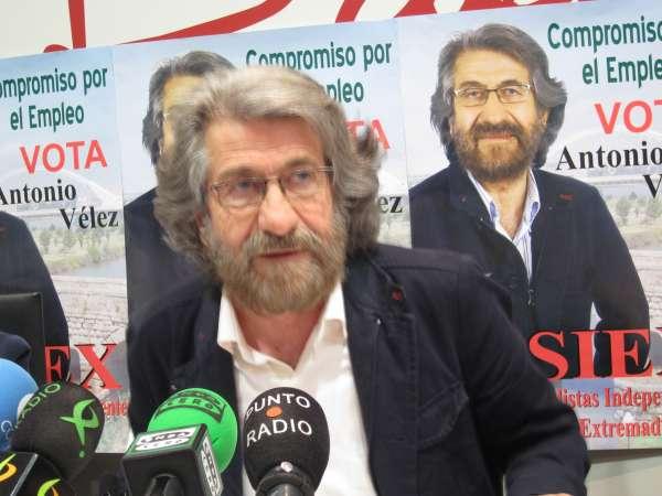 Siex pedirá al pleno del Ayuntamiento de Mérida que rechace la instalación de térmicas en la comarca