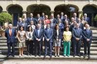 López emplaza a los cónsules a que trasladen al exterior que el País Vasco