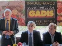 Gadisa concluirá en otoño la primera fase del centro logístico de Medina (Valladolid) tras una inversión de 14 millones