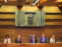 Fernando Goñi (PP) es elegido presidente de la Junta con los votos del PSOE
