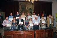 El Cortijo Suerte Alta y el Pórtico de la Villa, ganadores del IV Concurso Provincial de Aceite de Oliva