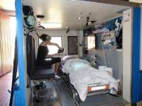 Un proyecto de innovación docente permite usar un simulador estático para la formación de medicina de urgencias