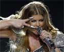 <p>Fergie, de Black Eyed Peas</p>