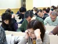 Más de 36.000 personas se enfrentan este domingo a la prueba escrita de las oposiciones a maestro