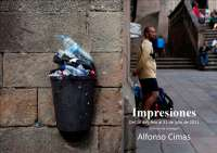 Una muestra del fotógrafo Alfonso Cimas expone desde este domingo en Valladolid detalles de grandes monumentos gallegos