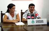 Tres policías locales realizarán inspecciones sonométricas en Formentera