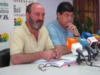IULV-CA pedirá la comparecencia de Díaz Trillo en el Parlamento para que informe sobre las balsas de fosfoyesos